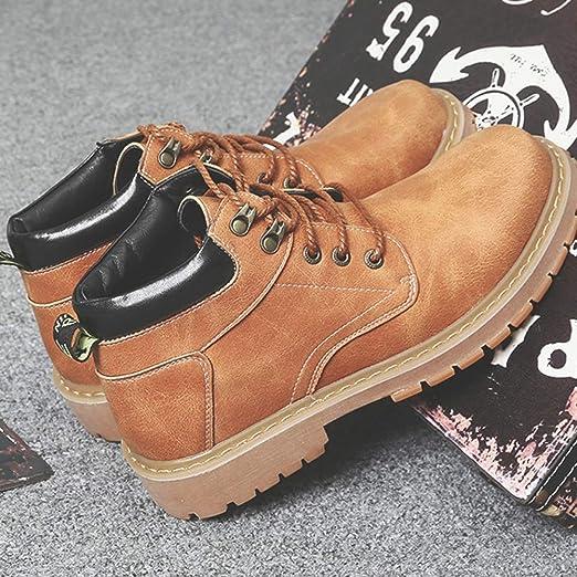 ABC - Zapatillas de Running para Hombre Amarillo Amarillo EU41/UK7 ...