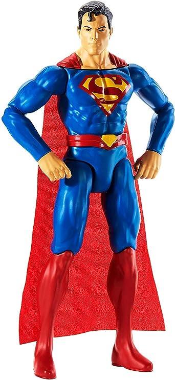 JUSTICE LEAGUE Superman Personaggio Articolato 30 cm, GDT50
