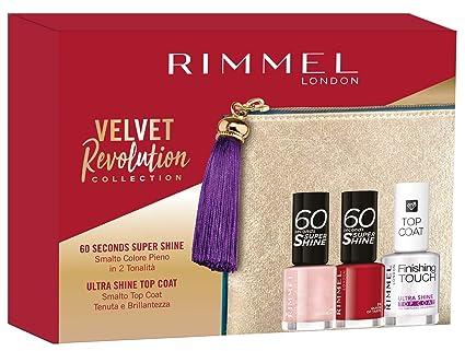 Rimmel London Velvet Revolution Collection Paquete de