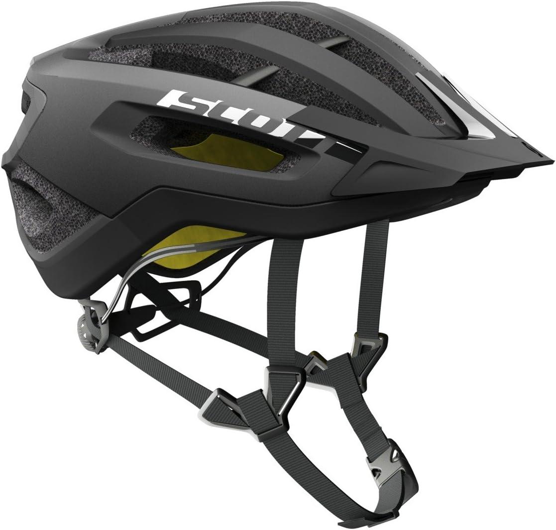SCOTT(スコット) ヘルメット 自転車用ヘルメット Fuga PLUS ブラック  M/55-59cm