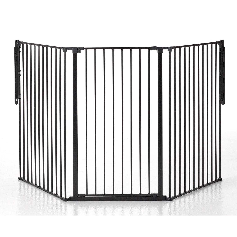 BabyDan FLEX Extra Tall 41 Extension Panel – Black