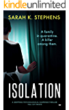 Isolation: a gripping psychological suspense thriller full of twists
