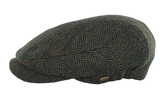 6d09f34d97179 Mucros Weavers Men s Irish Made Kerry Cap at Amazon Men s Clothing ...