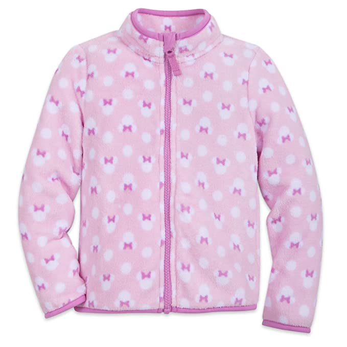 Amazon.com: Disney Minnie Mouse - Chaqueta de forro polar ...