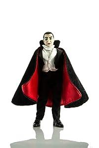 "Mego Action Figures 8"" Dracula, Multicolor"