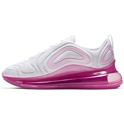 Nike Air Max 720 White Pink Womens Running Shoes Sneakers