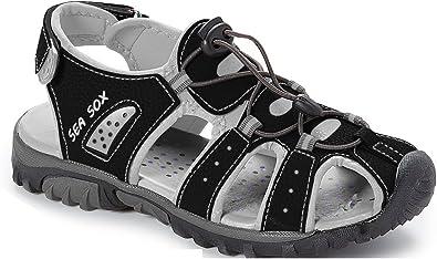 Sea Kidz 1250 Black/Gray Toddler