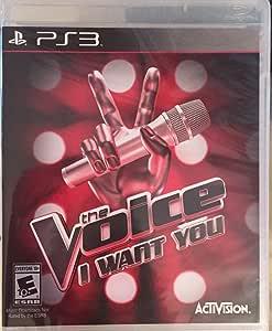 The Voice I Want You (apenas o jogo)
