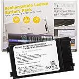 【NOTEPARTS】 富士通 BIBLO NF LIFEBOOK A用 Li-ion バッテリー FM-63/FM-65対応