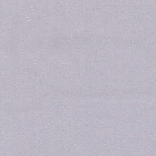 Higgs & Higgs – popelina de algodón orgánico – gris claro – tela para costura, Cuna Pop orgánico - Gris claro, metre: Amazon.es: Hogar
