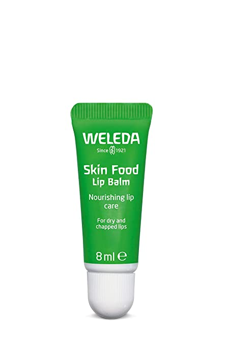 Weleda Skin Food Lip Butter, 0.27 Fluid Ounce by Weleda