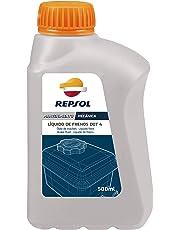 REPSOL LIQUIDO DE FRENOS DOT 5.1 500 ML