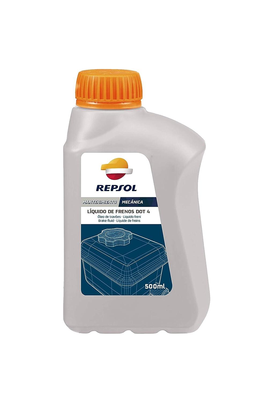 REPSOL LIQUIDO DE FRENOS DOT 5.1 500 ML Repsol Lubricantes y Especialidades RP701B96 tr-539235