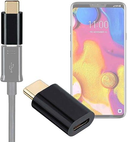 DURAGADGET Adaptador de Micro USB a USB-C Compatible con LG V40 ...