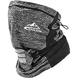 Bandana Neck Gaiter Shield Face Scarf Bandanas Mask Windproof for Men & Women