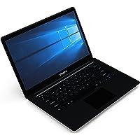 "Notebook Computer Portatile 14.1"" Windows 10 | Intel Atom z8350, 2 GB di RAM, 32 GB eMMC | Nero | Tastiera QWERTY (ñ) | PC14 Prixton"