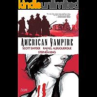 American Vampire Vol. 1 book cover