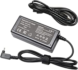 N15Q8 Laptop Charger for Acer Chromebook CB3 CB5 CB3-431 CB3-532 15 CB3-131 C731 C720 C740 C738T PA-1450-26 A13-045N2A N15Q8 N15Q9 R11 R13 Laptop Charger