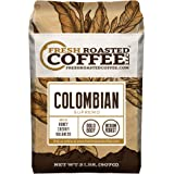 100% Colombian Supremo Coffee, Whole Bean Bag, Fresh Roasted Coffee LLC. (2 LB.)