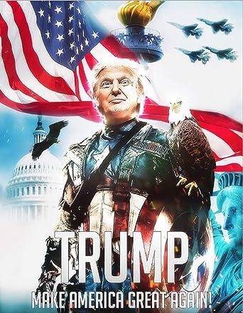 Trump 2020 Flags on Tank Trump Keep America Great Flag 3x 5ft