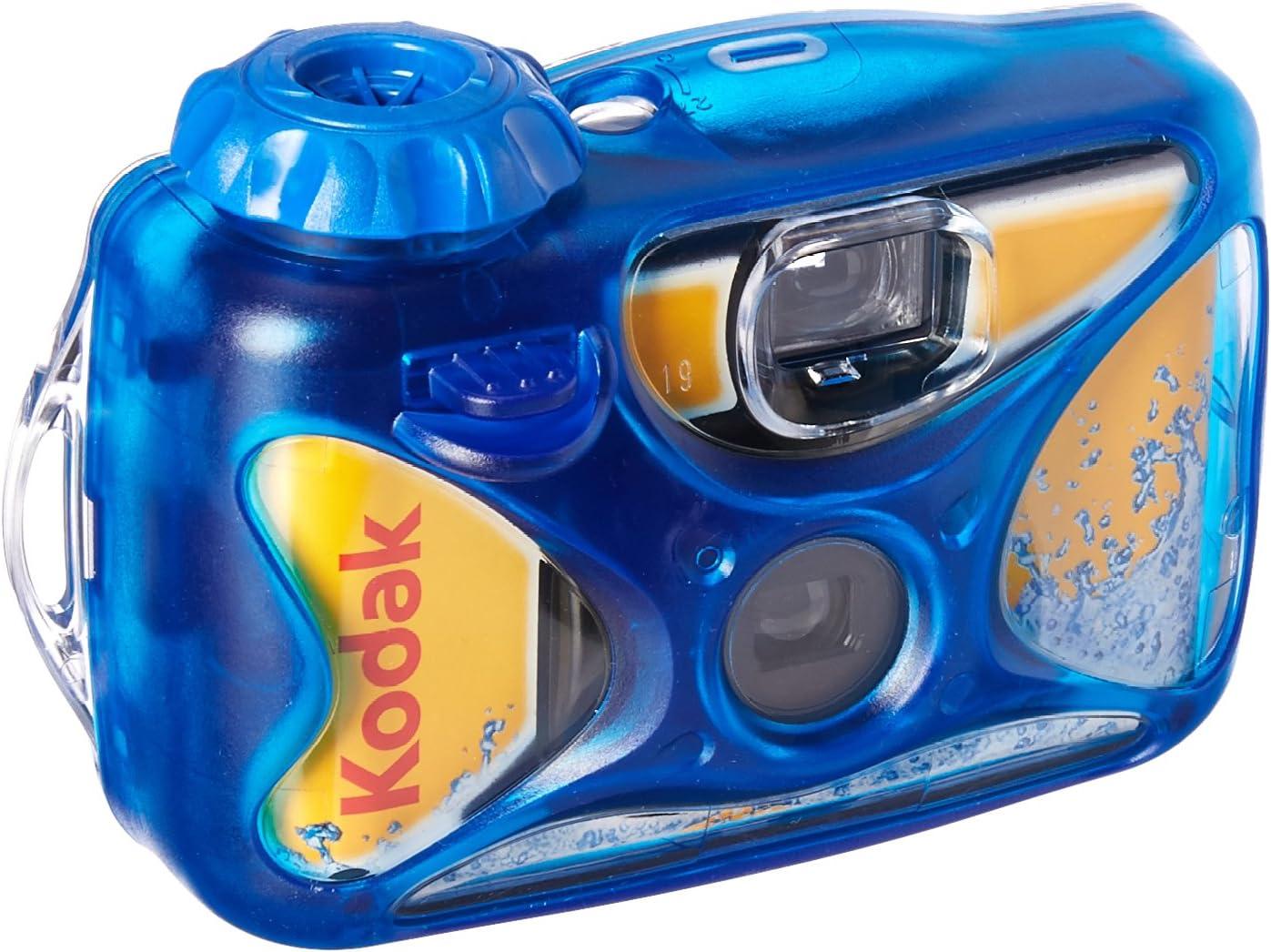 Kodak Water Sport 27 Exp - Cámara acuática desechable (hasta 15 ...