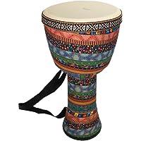 Instrumento Musical de Percusión Djembe de 8 Pulgadas