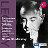 Rachmaninov: Rhapsody On A Theme Of Paganini; Prokofiev: Piano Sonata No. 7; Stravinsky: Petrushka