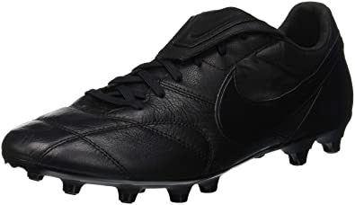 b7c586615 Nike Premier II Men s Firm Ground Soccer Cleats (6 US M) Black