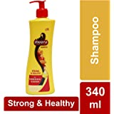 Meera Shampoo Strong and Healthy, 340ml