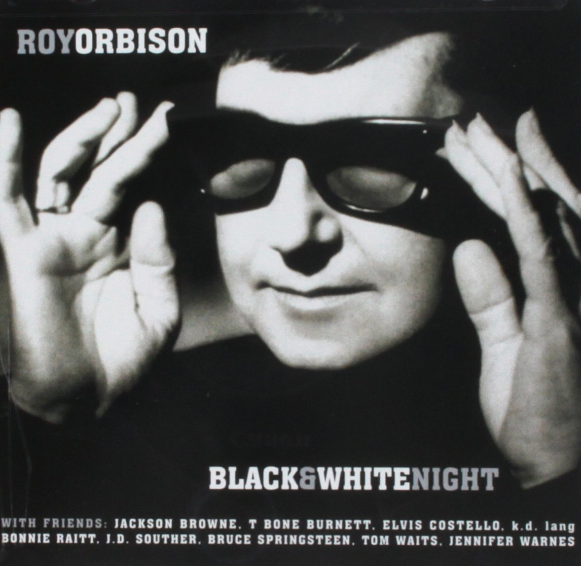 Roy Orbison - Black And White (CD)