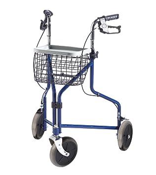 fabacare Andador Premium de 3 ruedas de Andador, Andador ...