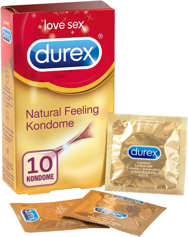 Durex - Preservativos masculinos: Amazon.es: Salud y cuidado personal
