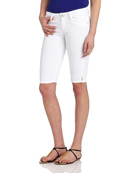 Amazon.com: Hudson Jeans de la mujer Viceroy rodilla corto ...
