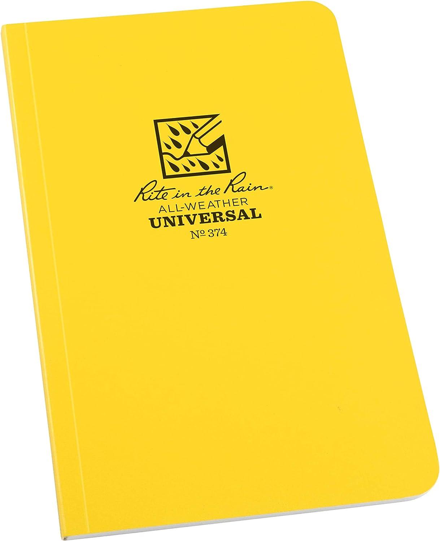 374-MX Rite in the Rain All-Weather Universal Field-Flex Notebook No