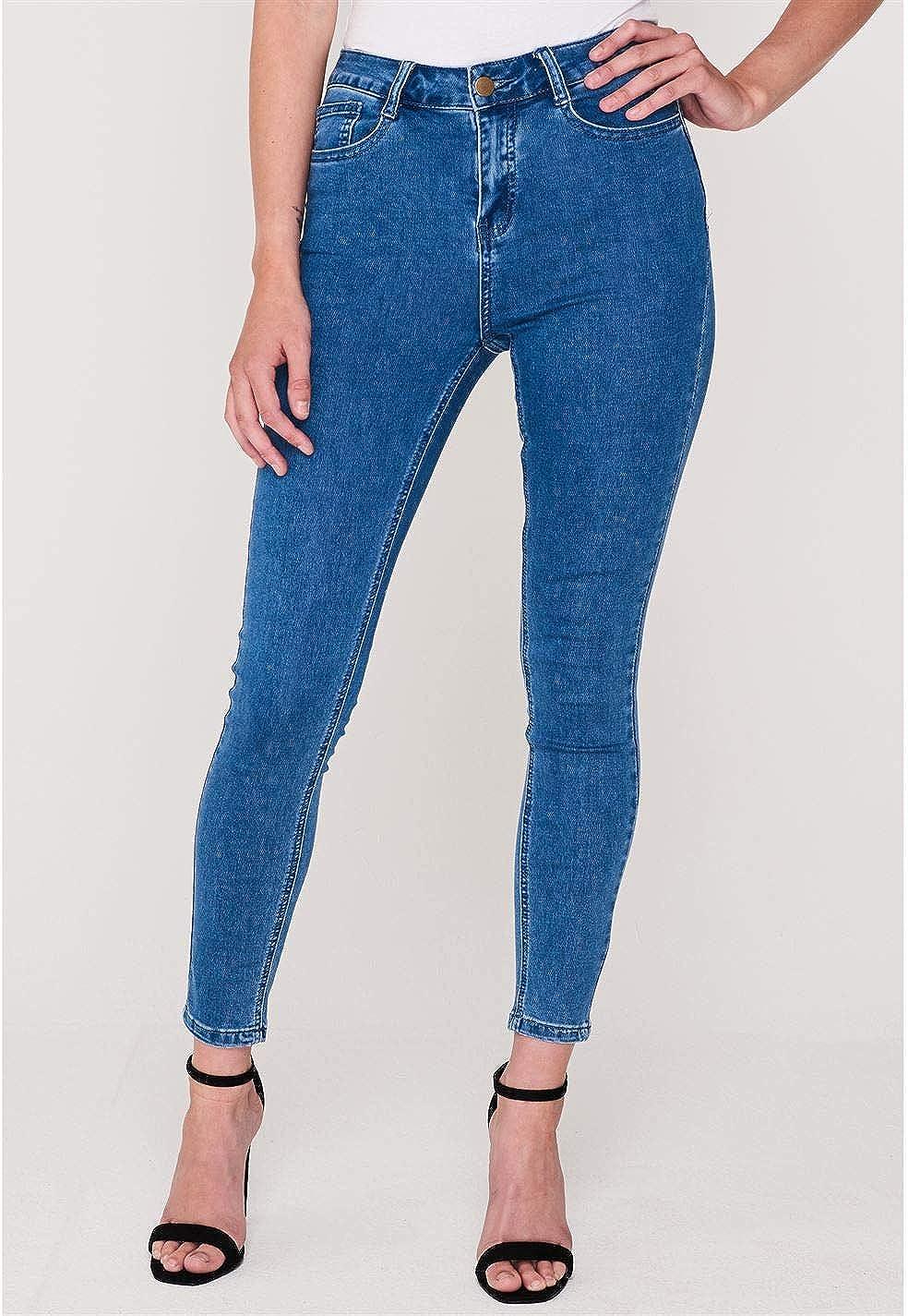 GOLDDIGGA Womens Jean Jegging Jeggings Pants Trousers