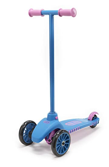 Amazon.com: Patinete Lean To Turn de Little Tikes, Azul ...