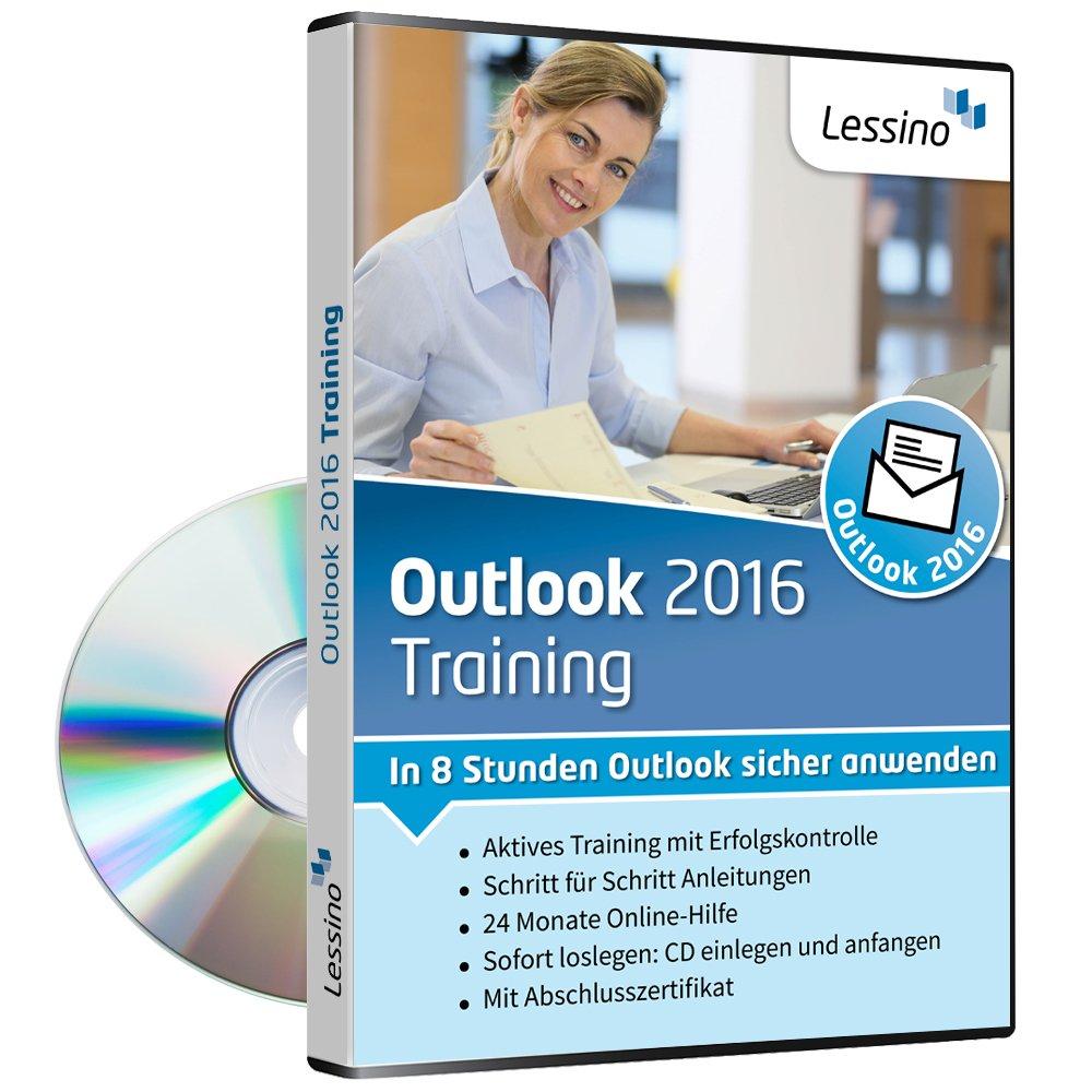 Outlook 2016 Training - In 8 Stunden Outlook sicher anwenden | Einsteiger  und Auffrischer lernen mit diesem Kurs Schritt für Schritt die sichere  Anwendung ...