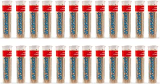 product image for Preserve Toothpicks, Cinnamint, 24 canisters