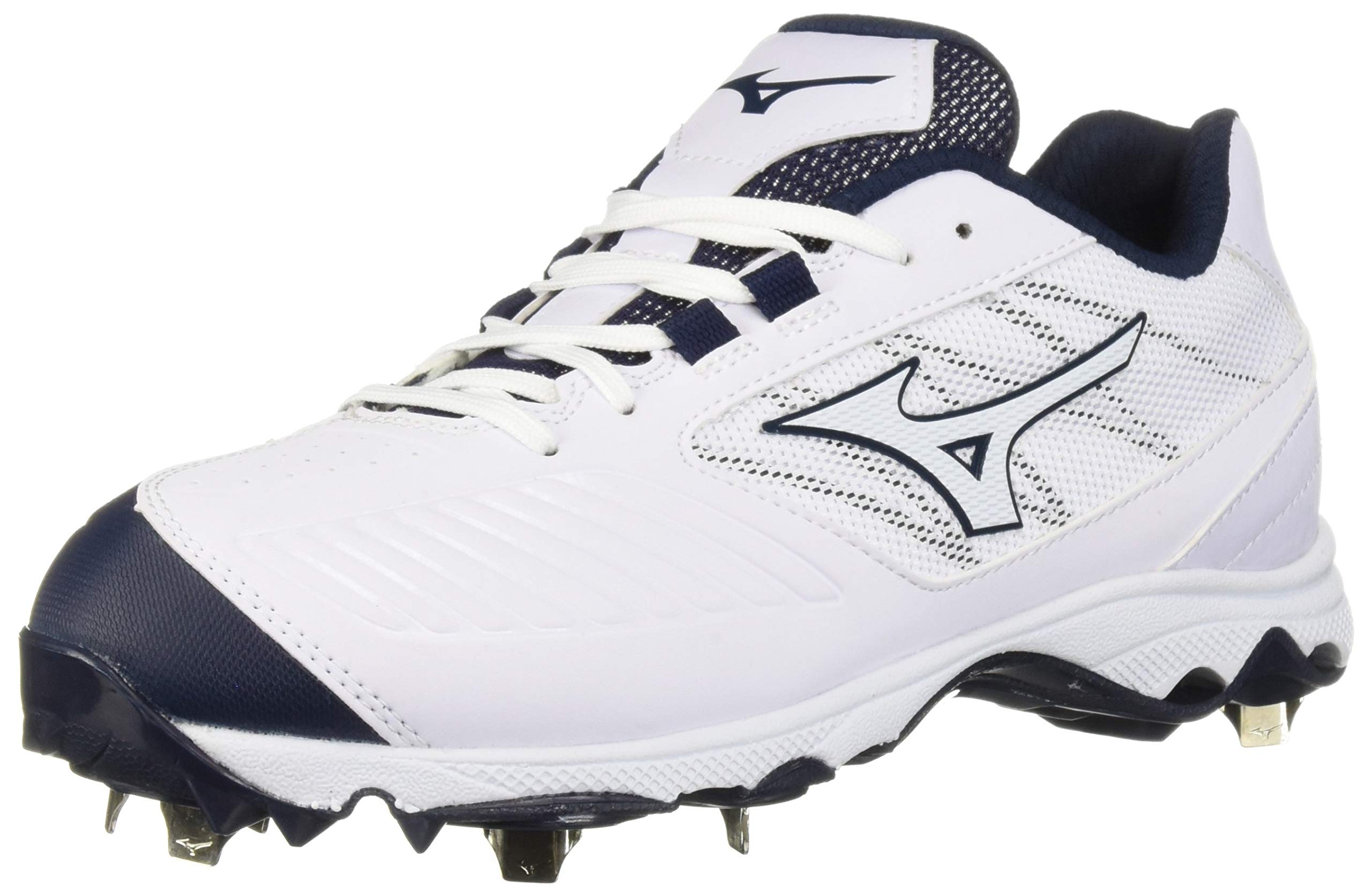 9-SPIKE ADVANCED SWEEP 4 12 White/Navy by Mizuno