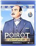 Poirot Temporada 2 [Blu-ray] [Import espagnol]