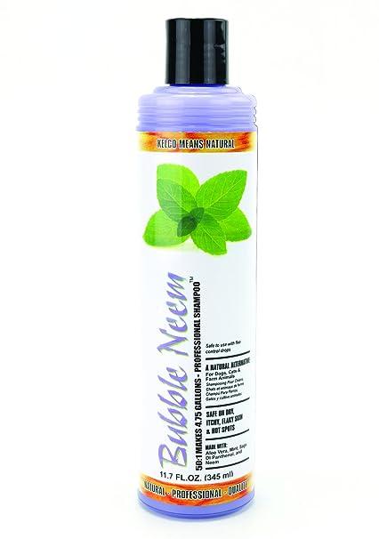 Kelco 50:1 Bubble Neem Shampoo, 11.7 fl. oz.