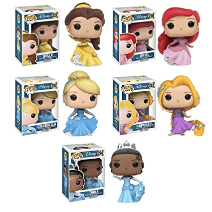 c4d777edc25 Amazon.com  Pop!  Disney Princess  Ariel