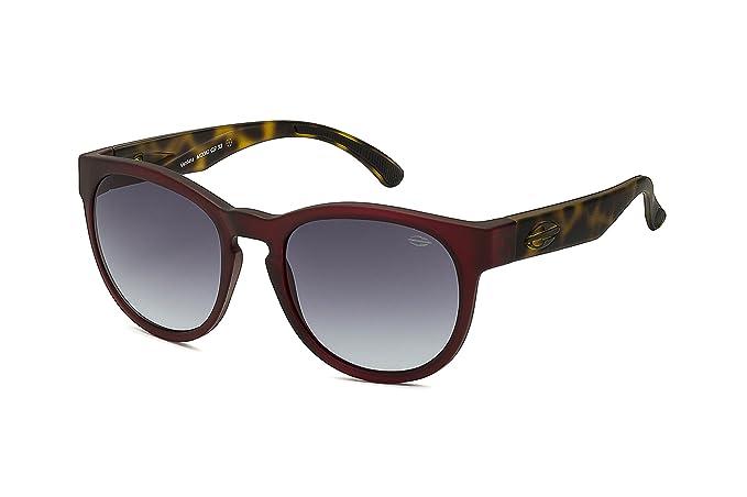 MORMAII Gafas de sol Ventura, burdeos y marrón  Amazon.es  Ropa y accesorios 0e18fef756