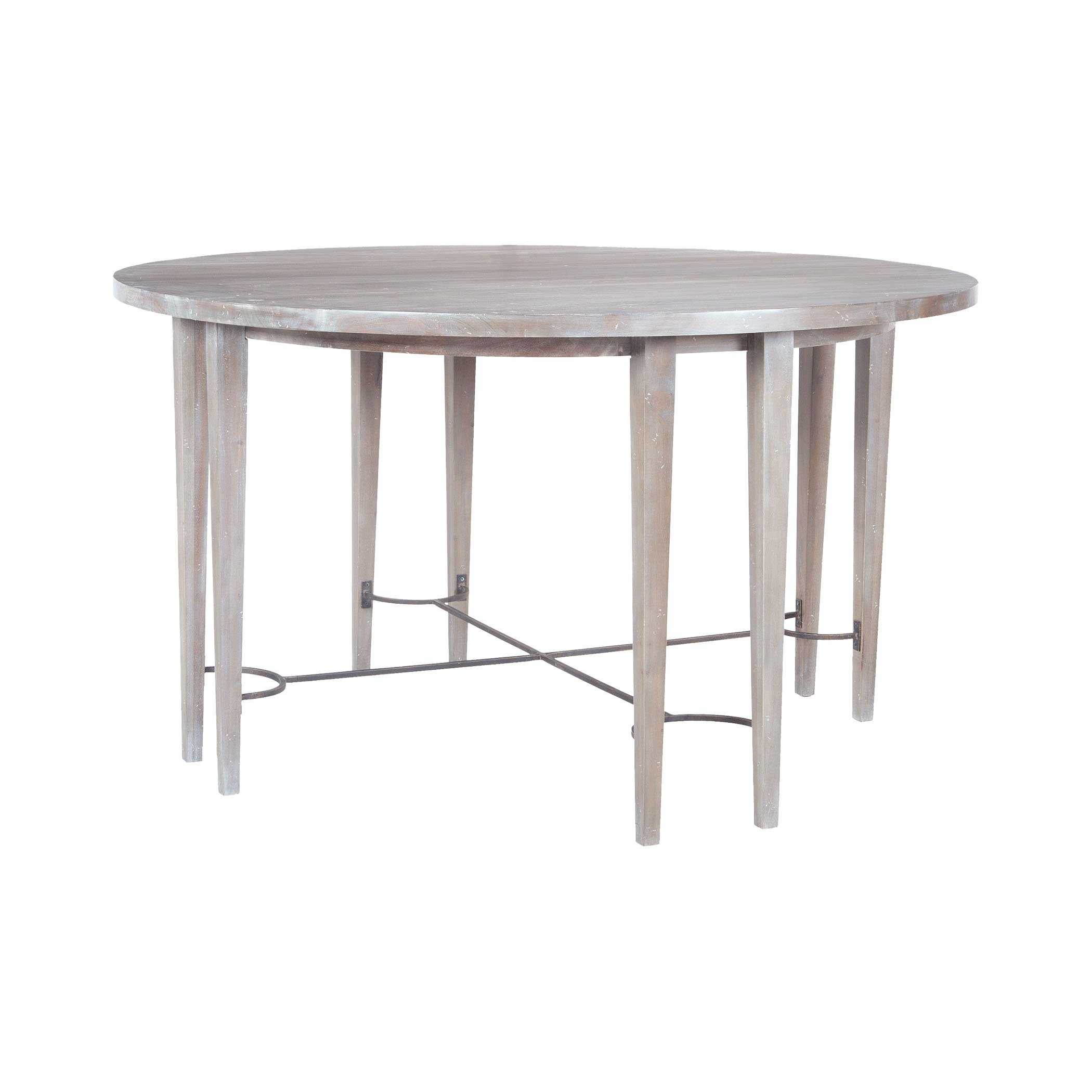 Dimond Home 7011-042 Empire Stretcher Entry Table, 54'' x 54'' x 31''