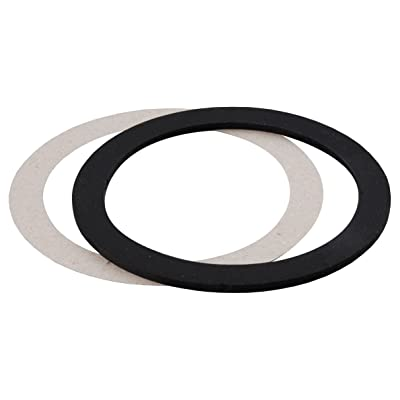 LDR Industries 501 2000 Strainer Gasket, Black: Home Improvement