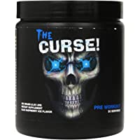 Cobra-Labs-The-Curse-Advanced Pre-Workout 250grams 50 Servings Blue Raspberry by Cobra Labs