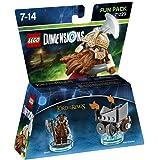Figurine 'Lego Dimensions' - Gimli - Le Seigneur des Anneaux