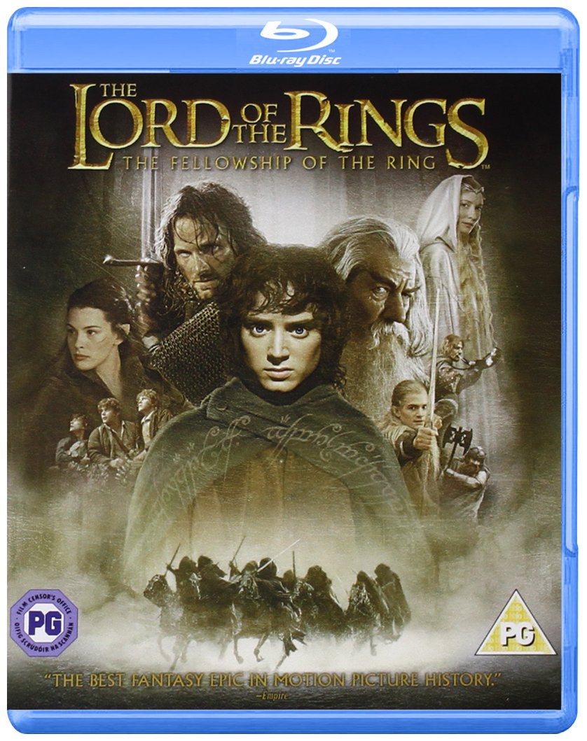 The Fellowship of the Ring 2001 Extended 720p BluRay x264 AAC 5 1-Hon3y
