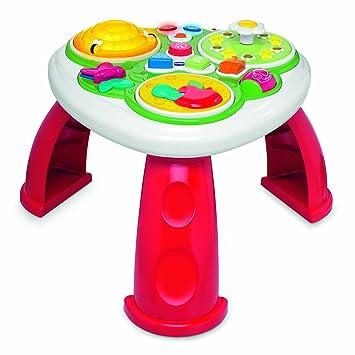 Chicco motorik Spieltisch Garten der Wörter: Amazon.de: Baby