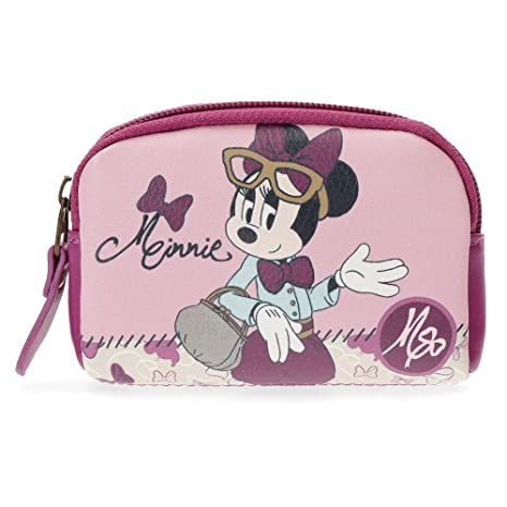 Disney 3298051 Minnie Glam Monedero, 0.19 litros, Color Rosa ...
